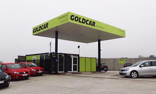 Franquicia goldcar rental franquicias de autom vil for Oficinas goldcar