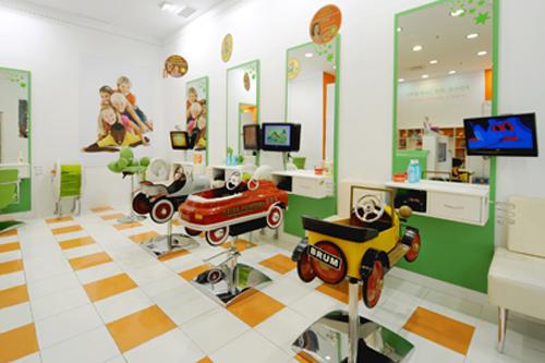 Franquicia fashionkids franquicias peluquer as infantiles - Ideas para decorar una peluqueria ...