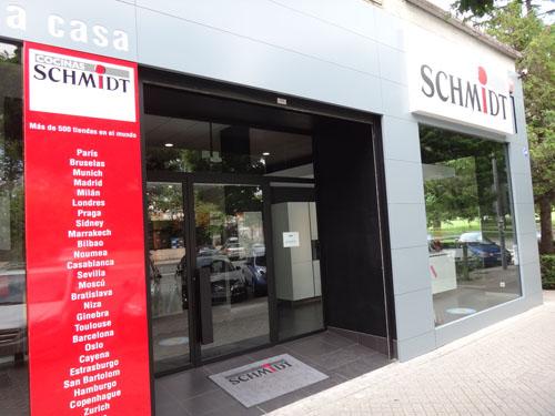 Franquicia schmidt cocinas franquicias dise o cocinas - Cocinas schmidt precios ...
