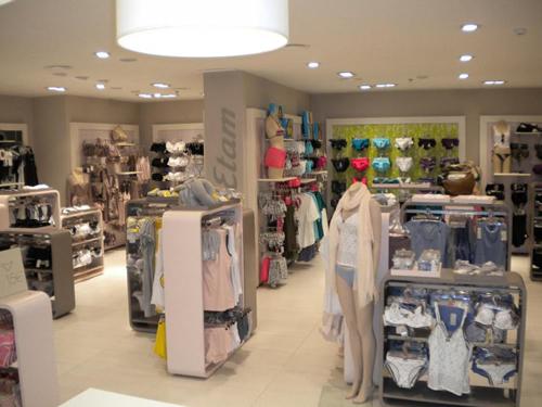 Franquicia etam franquicias rentables de lencer a etam for Franquicias de ropa interior