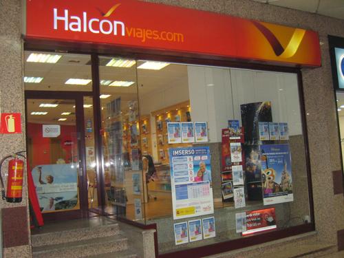 Franquicia halc n viajes franquicias agencia de viajes for Oficinas de air europa en madrid