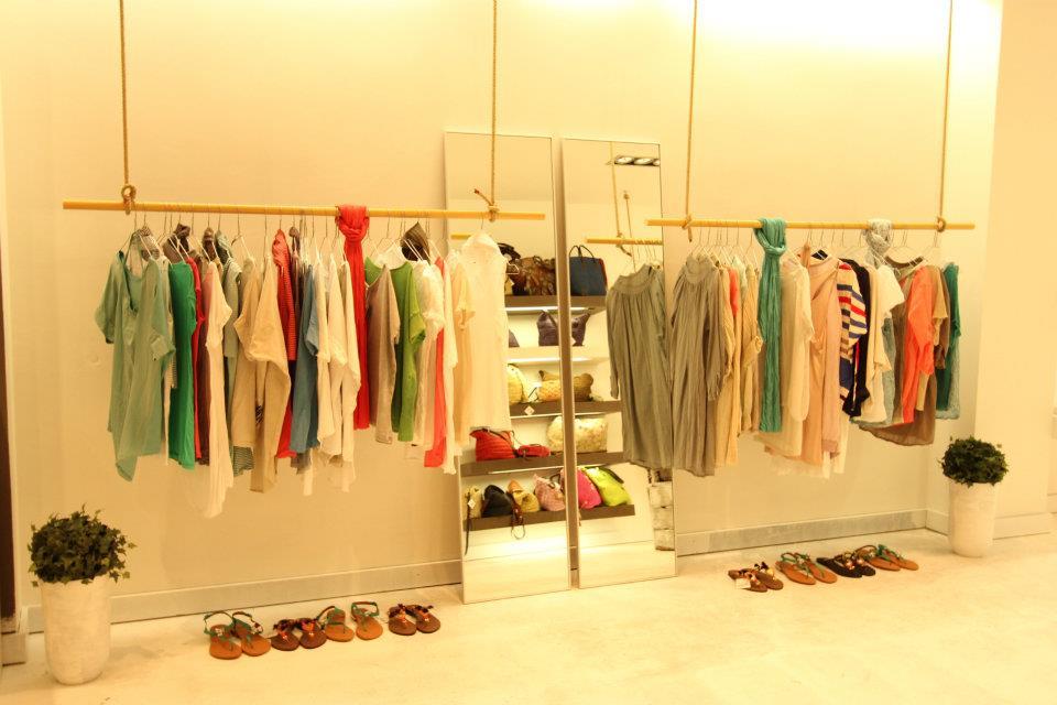 Corner tienda de ropa