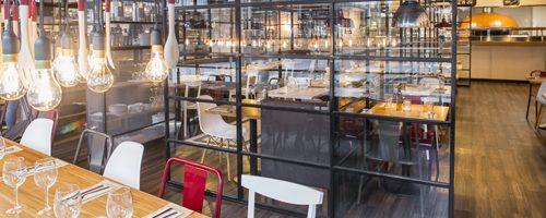 La franquicia ginos abre un restaurante en puerto venecia - Restaurante puerto venecia ...
