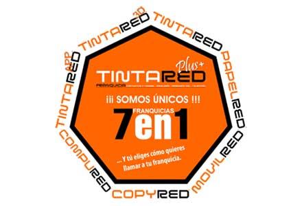 7 en 1 TINTARED